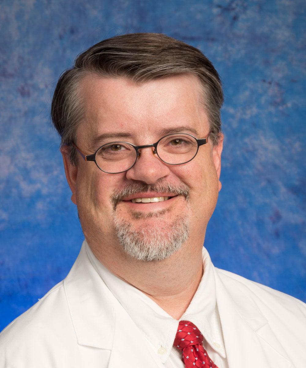 David P. Crawford, M.D.