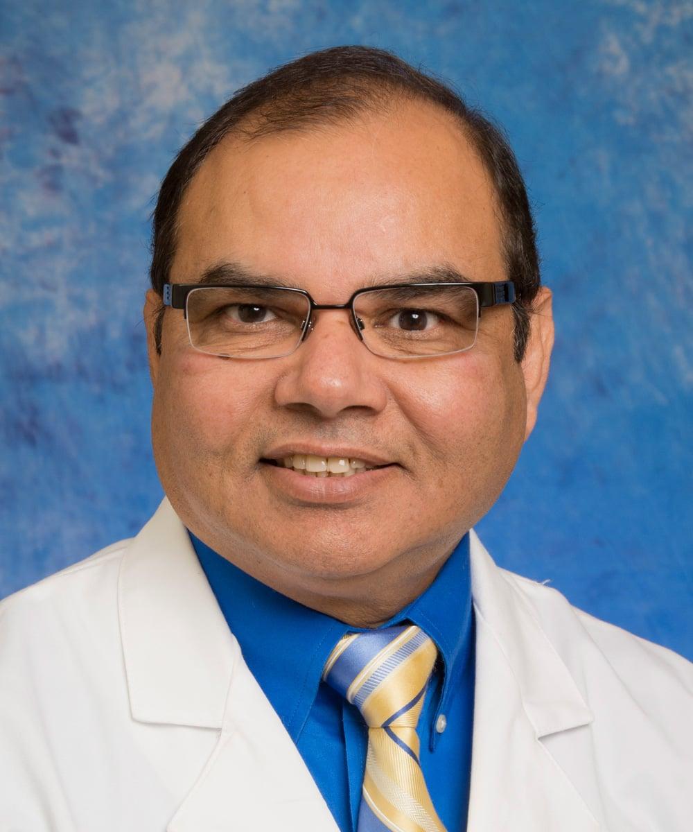 Naresh R. Mistry, MD