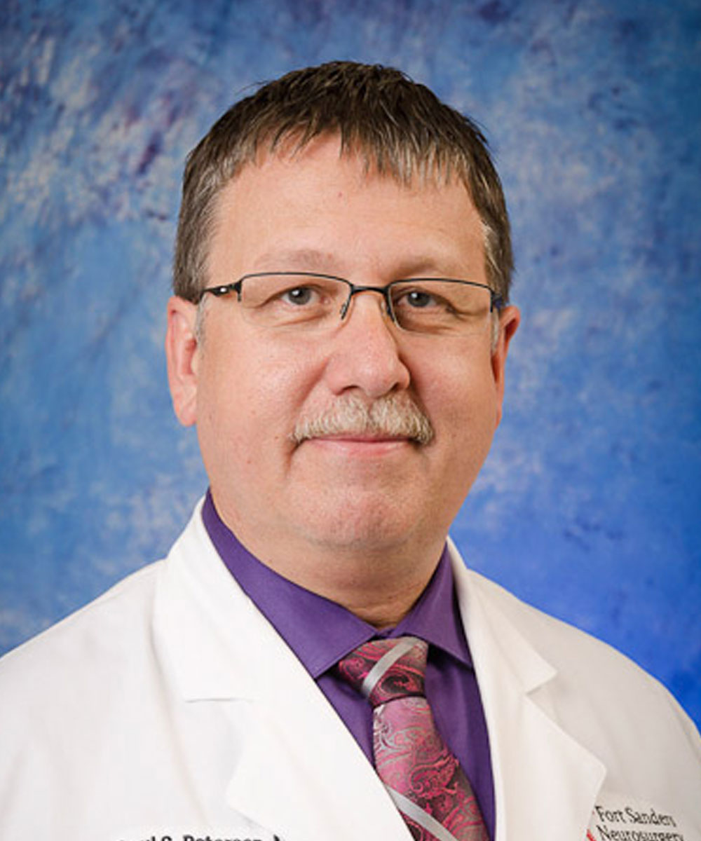 Paul Peterson, M.D.