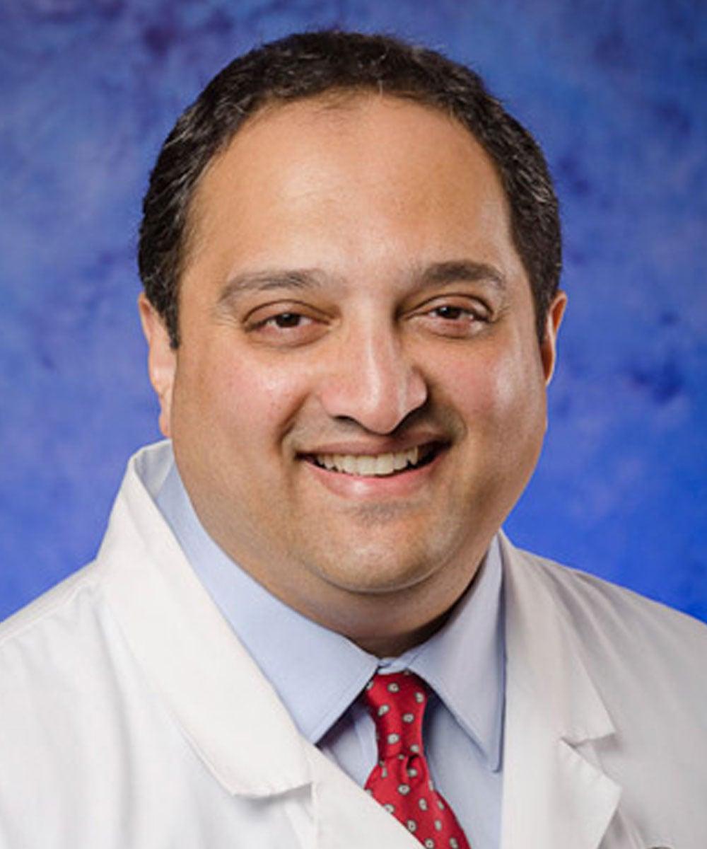 Vijoydeep Rao, MD