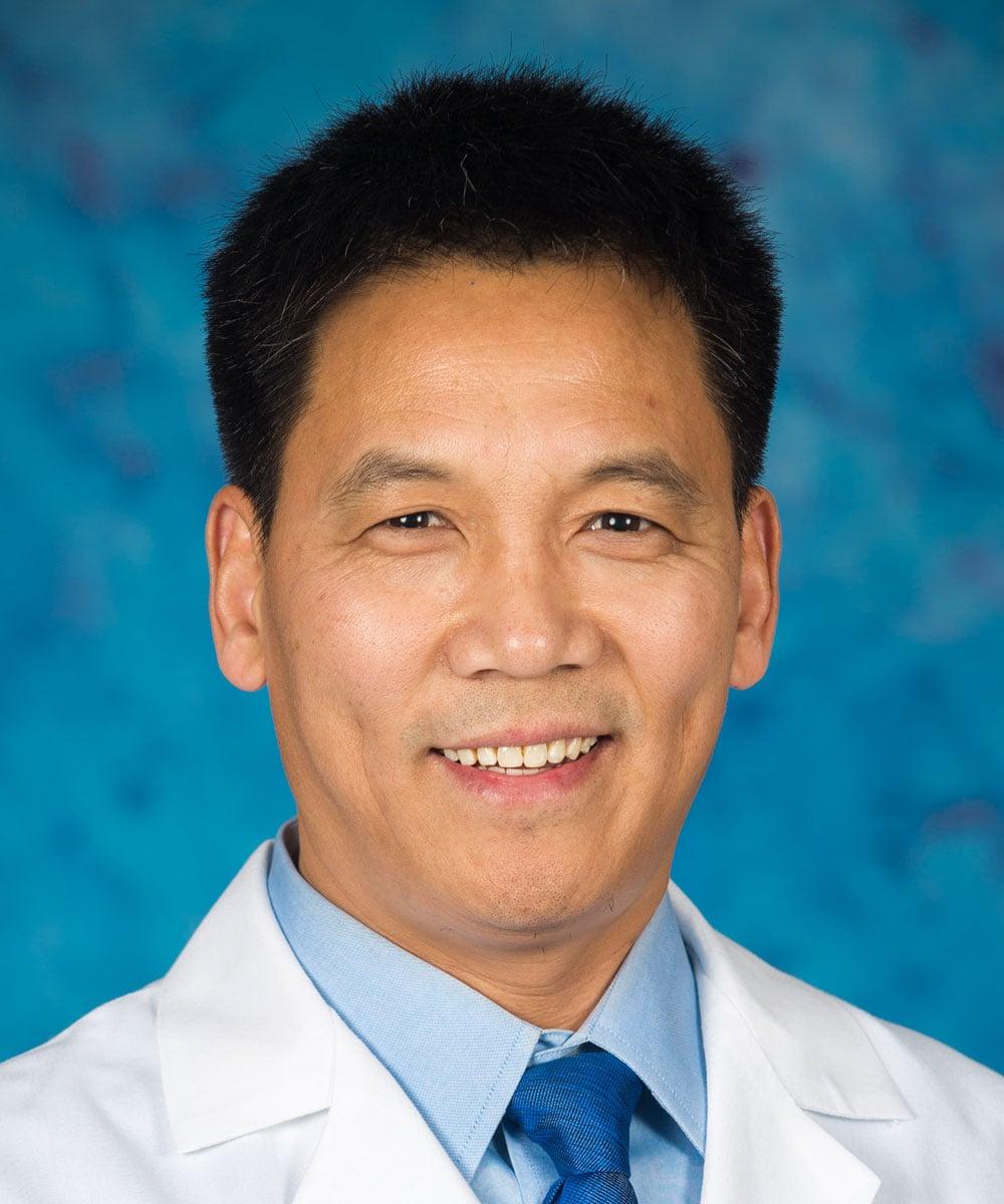 Wenqing Zhang, M.D., PH.D.